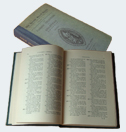 Marriage Records can ve viewed in Books