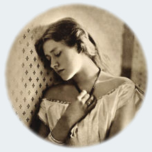 Ellen Terry at the age of 16